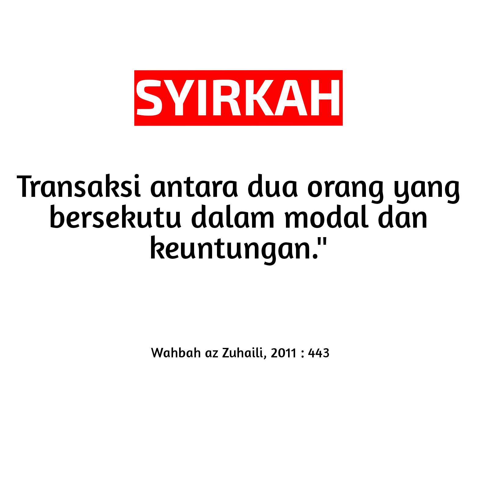 Syirkah Arie Syantoso